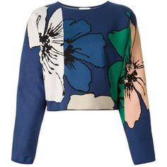 Chloé flower print sweater