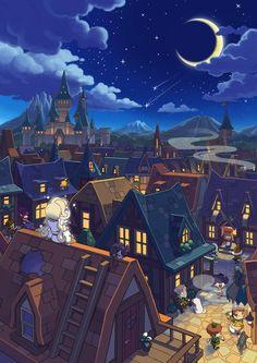 Fantasy Life art - Imgur