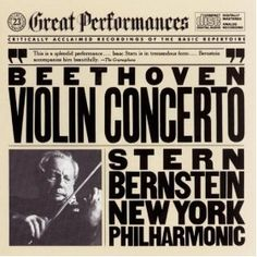 Beethoven: Concerto In D Major for Violin and Orchestra, Op. 61: New York Philharmonic, Leonard Bernstein Isaac Stern: MP3 Downloads