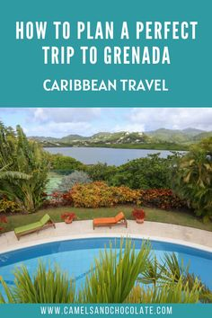Grenada is one of the best vacation destinations in the Caribbean, and I love with the Spice Island so much that I have visited multiple times. If you are eyeing up a Grenada vacation - then this guide will help you with your planning, including where to stay, how to hire a car, where to visit and more. Read my detailed Grenada planning guide and start planning your dream trip. | Camels Best Vacation Destinations, Dream Vacations, Travel Tips, Travel Advise, Time Travel, Caribbean Vacations, Grenada, Trip Planning, Travel Inspiration