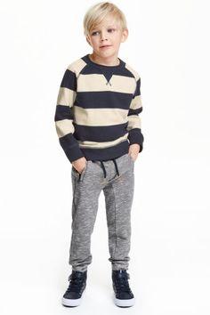 Pantalón en tejido sudadera | H&M
