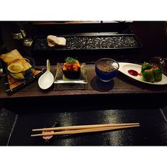 Finally  Quite possibly the best meal of my life #chefstable #kaiseki by theycall_her_love