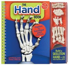 The The Hand Book: Explore the Handiest Part of Your Body (Klutz) by Pat Murphy. $17.99. Reading level: Ages 8 and up. Publication: January 1, 1948. Series - Klutz. Publisher: Klutz; Pap/Toy edition (January 1, 1948). Save 10% Off!