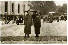 Tsar Nicholas II and Tsarevich Alexei