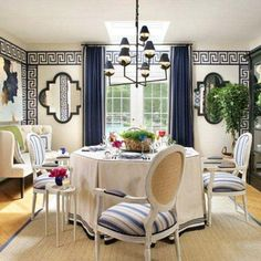 Vaughan Designs | Saddle River Showhouse