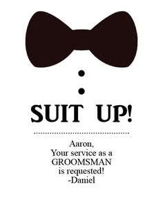 will you be my groomsmen wine bottle label, groomsmen wine bottle label, wedding party gift, asking bridal party, ask groomsmen