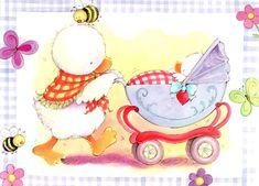 Bebés Calendario imprimación Año