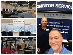Meet your friendly Freeman team at StormCon 2014 in Portland Oregon this week! #stormcon2014 #Freeman #FreemanCo  #exhibitorservices #tradeshow #events #selfie #FreemanExposition #eventprofs #meetingprofs #meetingplanning