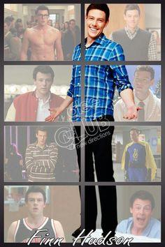 #FinnHudson #Glee #CoryMonteith