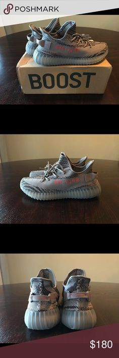 "Adidas Yeezy Boost V2 ""Beluga 2.0"" - Men's 9.5 Adidas yeezy boost v2 ""beluga 2.0""  men's 9.5 New w/ box & no receipt UA shoes Worn twice Shoes Sneakers"