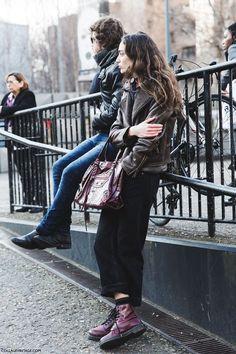 STREET STYLE LFW II (via Bloglovin.com )