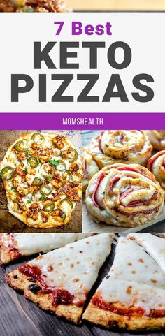 Everyone loves pizza! But how about Keto pizza – is that even possible with all the low carb requirements of the Ketogenic diet? You will be surprised with these amazing low carb pizza recipes I found for you!