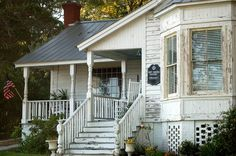 Southport, NC.  The house where safe haven was filmed.  My favoirte Nicholas Sparks movie.
