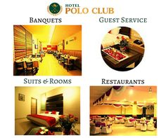 Hotel Polo Club is one of the luxurious hotels in Patiala. Equipped with all modern amenities and facilities for a comfortable stay.