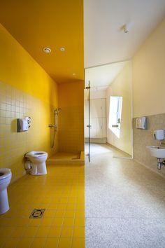 Kindergarten KITA in Bulgaria | bathroom