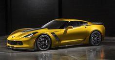 Win a Corvette Z06