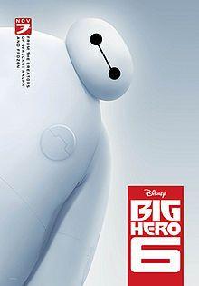Big hero 6 大英雄天團