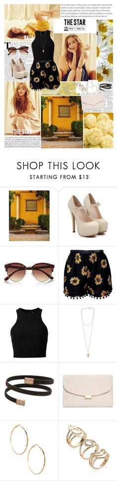 """You said that I shine even among all the people"" by angiielf ❤ liked on Polyvore featuring Nicole Miller, Fountain, River Island, T By Alexander Wang, Givenchy, Mansur Gavriel and GUESS by Marciano"