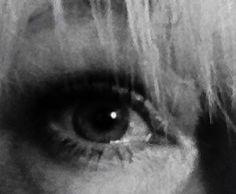 Eye contact!