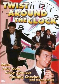 6€ Twist around the clock dvd