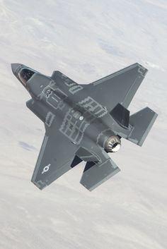 ~ F-35B ~  By Lockheed Martin Taken on: March 29, 2013 Location: Edwards Air Force Base, California