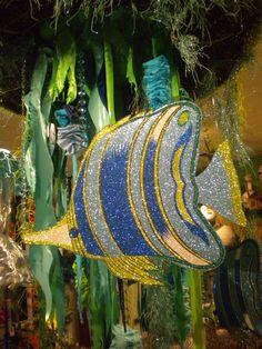 DZD's aquarium display.