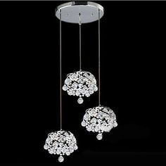 180W+Modern+Crystal+Pendant+Light+with+9+Lights+in+Spiraled+Metal+Design+–+AUD+$+350.66 Crystal Pendant Lighting, Candle Chandelier, Chandeliers, Build My Own House, Cool Gadgets, Spiral, Pendants, Ceiling Lights, Crystals