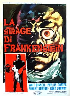I Was A Teenage Frankenstein (1957) (Italy)