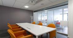 Meeting room into Fovea's premises in Paris, France