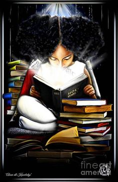 Black Couple Art, Black Love Art, Black Girl Art, Art Girl, Black Art Painting, Black Artwork, Black Girl Cartoon, Black Art Pictures, African American Artist