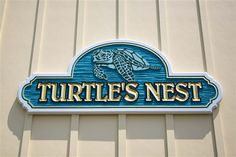 The Turtle S Nest 770 Outer Banks Vacation Al Home Kill Devil Hills L Beach Cottage Signs Www Carolinadesigns
