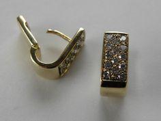 ring met briljanten hermaken naar oorbellen