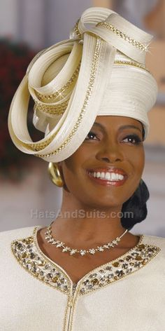 Womens Church Hats wow so elegant