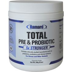 Ramard Total Pre Probiotic Powder (8.5 oz) -- More info could be found at the image url. (This is an affiliate link and I receive a commission for the sales) #MyPet