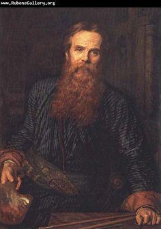 William Holman Hunt Self-Portrait
