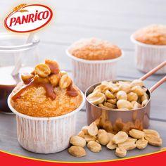 Bolo de arroz com caramelo salgado e amendoins. Quem resiste? Saiba mais no nosso Facebook (https://www.facebook.com/PanricoPortugal/)