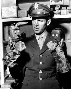 When Jimmy Stewart went off to serve in World War II, he wasn't like most privates… For one, he was in his 30s. For another, he had won an Oscar for The Philadelphia Story. Putting his Hollywood career on hold to join the United States Army Air Forces, Stewart ultimately reached the rank of colonel, flew 20 combat missions, and came back on the Queen Elizabeth wearing the Distinguished Flying Cross.
