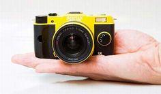 Pentax Q7, DSLM Camera With 120 Body Color Option