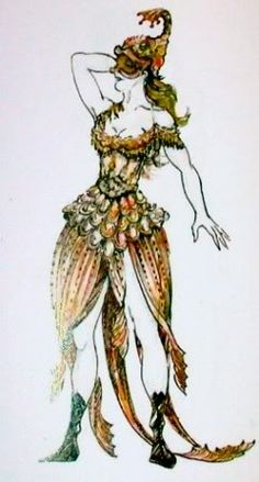 Goldfish Girl - Masquerade