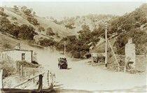 Glen Osmond in Adelaide,South Australia in 1909.