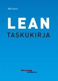 Lean-taskukirjassa kuvataan lyhyesti keskeiset Lean management -periaatteet, käsitteet sekä työkalut. Se on tarkoitettu oppaaksi Lean management -toimintaperiaatteita soveltavan yrityksen henkilöstölle. Lean management -toimintamalli on kehitetty Japanissa Toyotan tuotantoperiaatteiden pohjalta. Autoteollisuudesta se on levinnyt lähes kaikille toimialoille tuotannon kehittämisen periaatteeksi. Oppaan tavoitteena on tukea Lean-toimintamallin jalkautumista suomalaisiin yrityksiin eri…