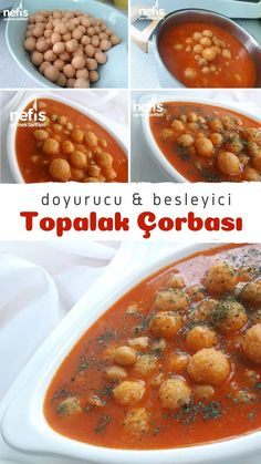 Turkish Recipes, Ethnic Recipes, English Food, Holiday Cookies, Chana Masala, Food And Drink, Cooking Recipes, Dinner, Vegetables