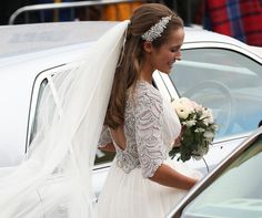 It's white, she's beautiful and married to Andy Murray - how could we not include this pic!