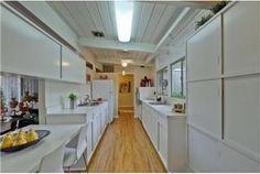 Greenmeadow mostly original kitchen.