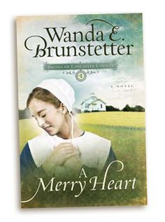 "Book one in my Brides of Lancaster County series is called ""A Merry Heart."" This story deals with an Amish schoolteacher who suffered a broken heart when the man she thought she would marry ends up moving away and marrying someone else."