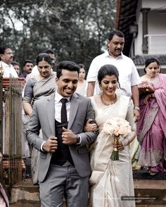 We love it when Grooms takes joy in with their Brides... #newbeginning #dreams #happycouple #weddingday #keralachristianwedding #preciousmomentsinlife #churchwedding #couplegoals #photoshootgoals