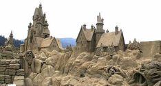 Amazing sand art - Sharenator.com