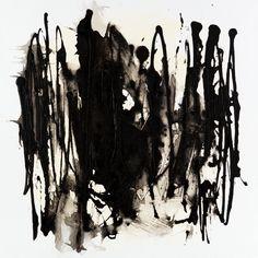"""Aberrations"",  2014,  acrylic on canvas,  80 × 80 cm"