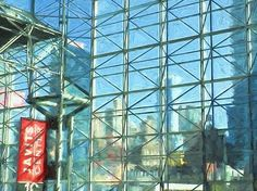 Javits Perspective Print By Alice Gipson