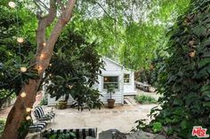 Upscale Cottage With Separate Guest Cottage in the Hollywood Hills Asking $799,000